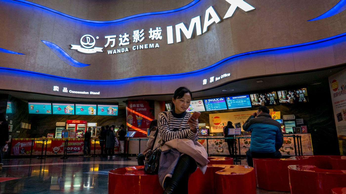 A dramatic box-office slowdown in China has Hollywood nervous